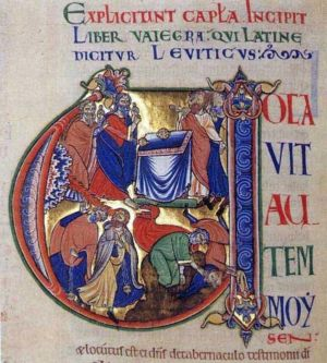 Winchester-Bible,-1140-1190,-English-late-Romanesque-illumination