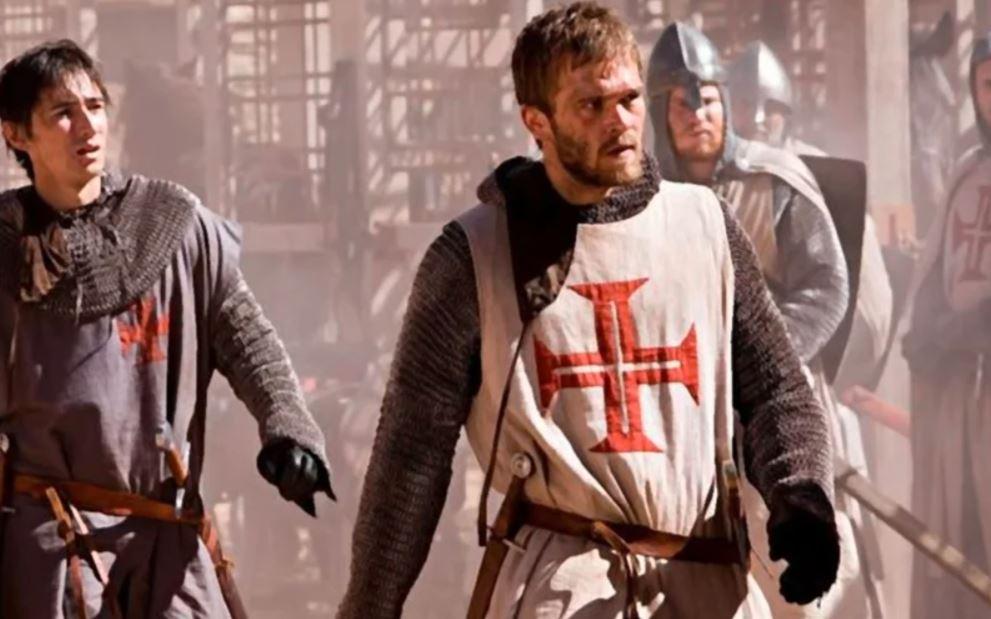 Как магистр английских тамплиеров Бриан де Жэ с шотландцами воевал