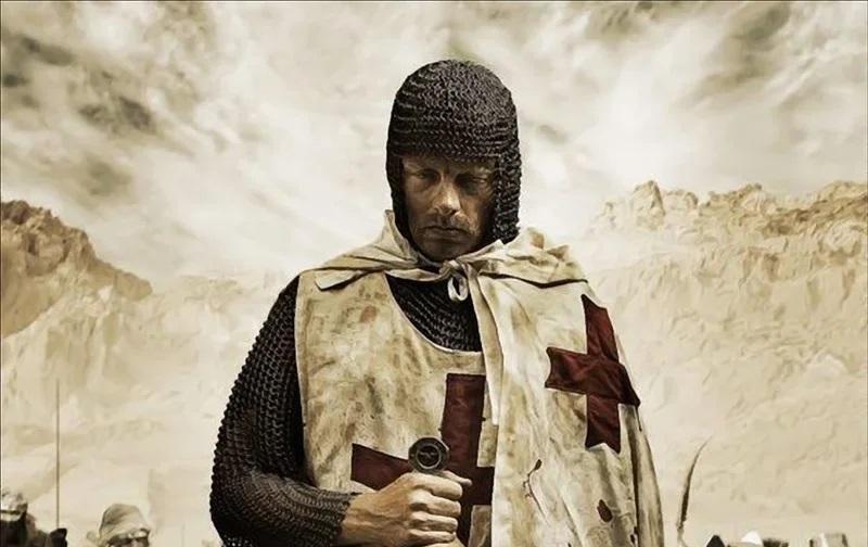 Король Иерусалима и двенадцать тамплиеров