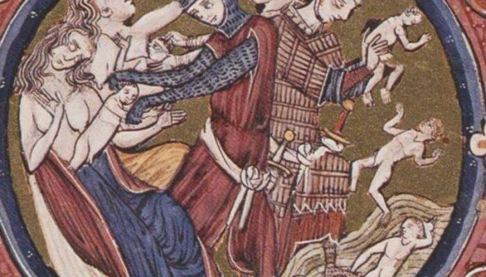Дети и женщины в рыцарских орденах