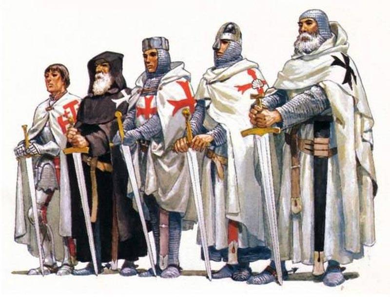 Рыцарские Ордена. Патримоний