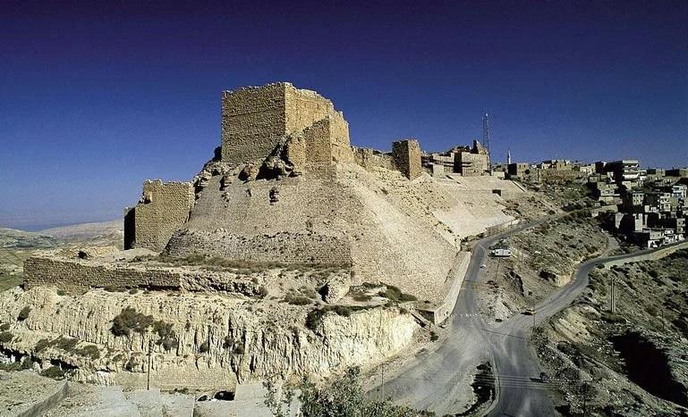 Крепость Крак-де-Моав