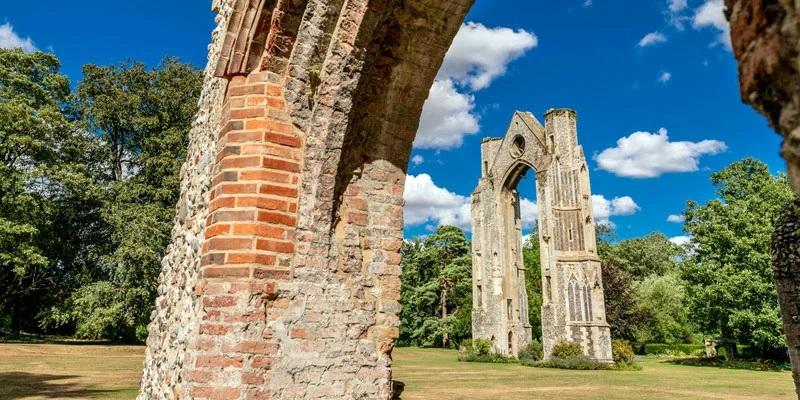 Развалины аббатства Уосилгем
