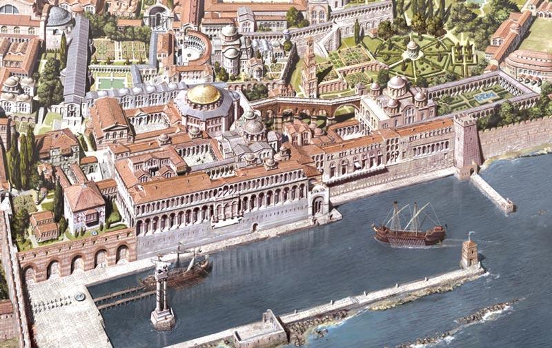 Византия и I Крестовый поход