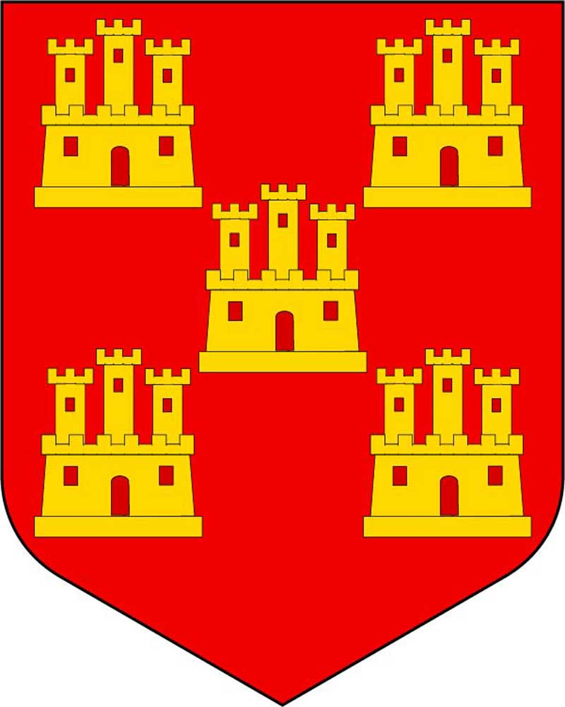 Командорства Ордена тамплиеров. Пуату-Шарант