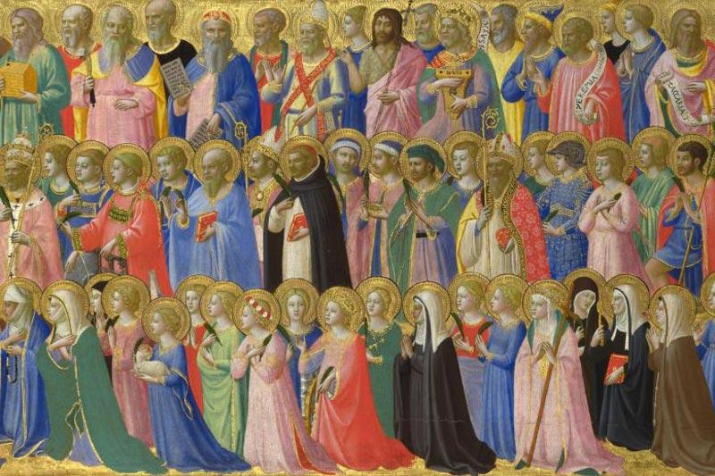 Католические святые