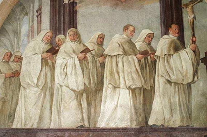 Основатели нищенствующих орденов