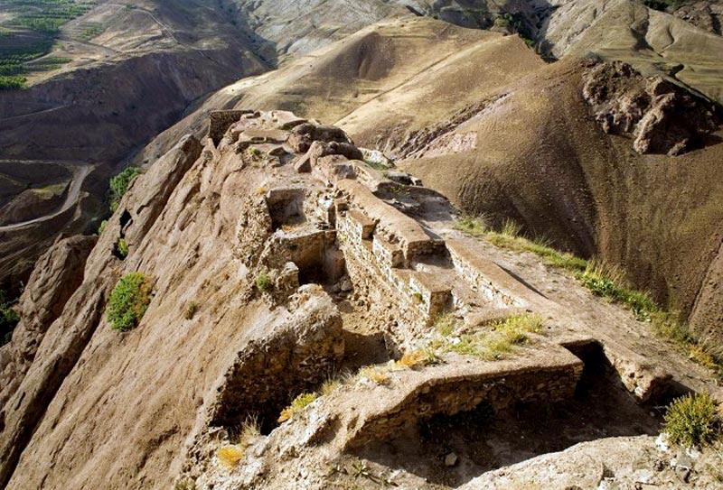 крепость Аламут