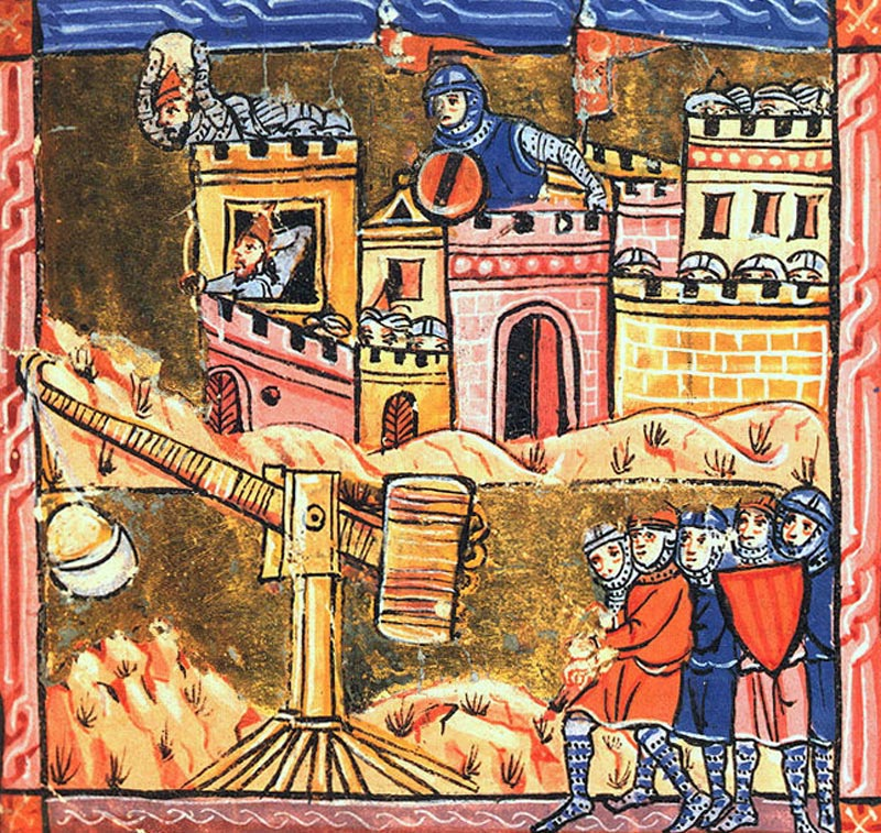 Граф Тибо и крестовый поход