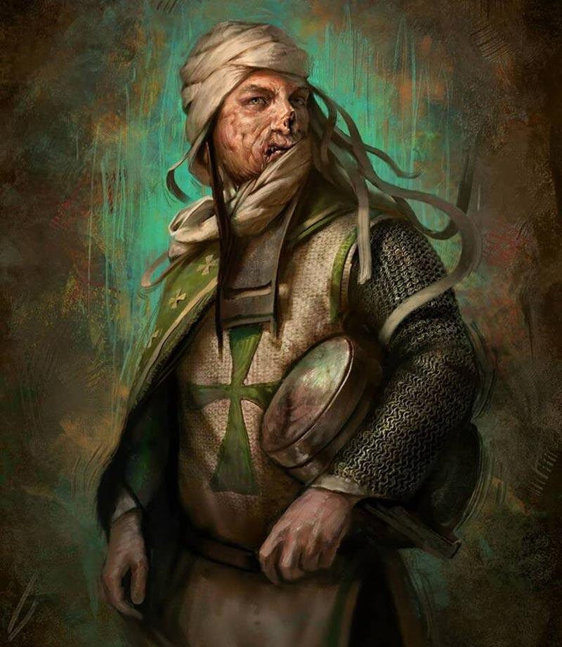 «Бедненькие рыцари святого Лазаря»