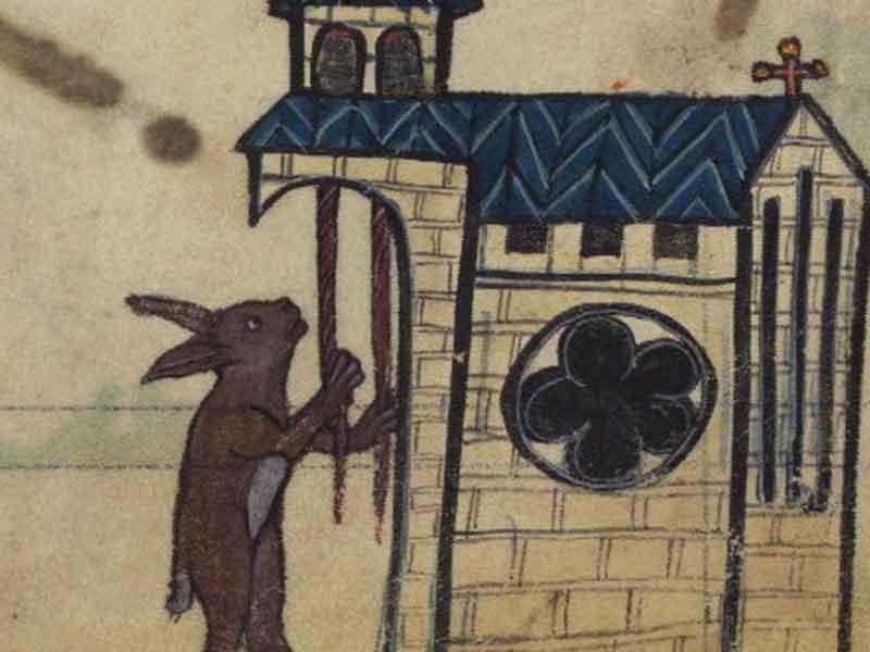 Загадка английского Часослова XIII века