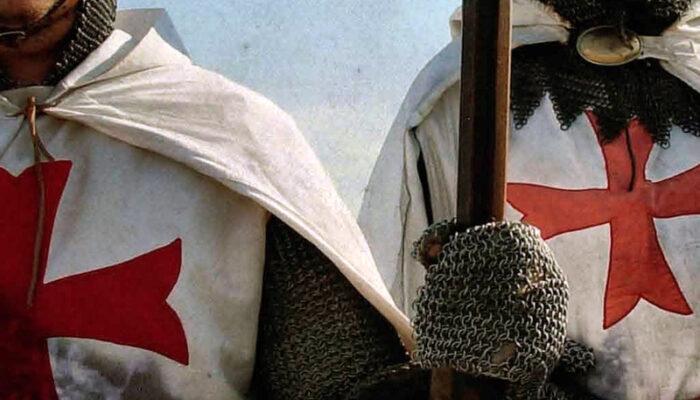 Итальянский рыцарь Уго де Паганис – основатель ордена тамплиеров