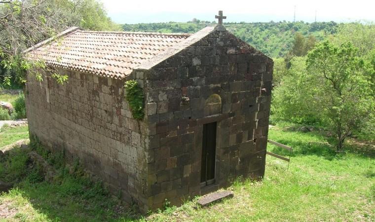 церковь тамплиеров в Норбелло