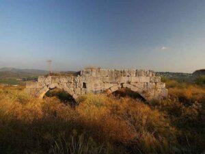 Замок тамплиеров Латрун