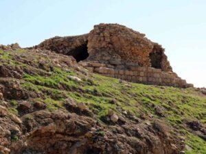 замок тамплиеров Мальдуам