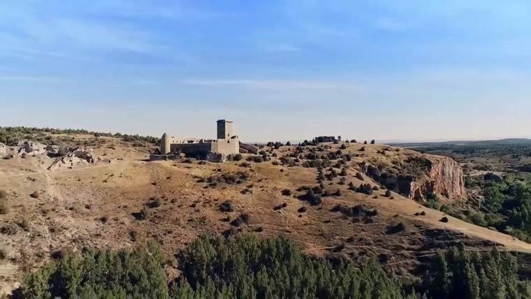 замок Уцеро