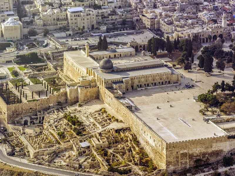 мечеть Аль-Акса - Templum Salomonis