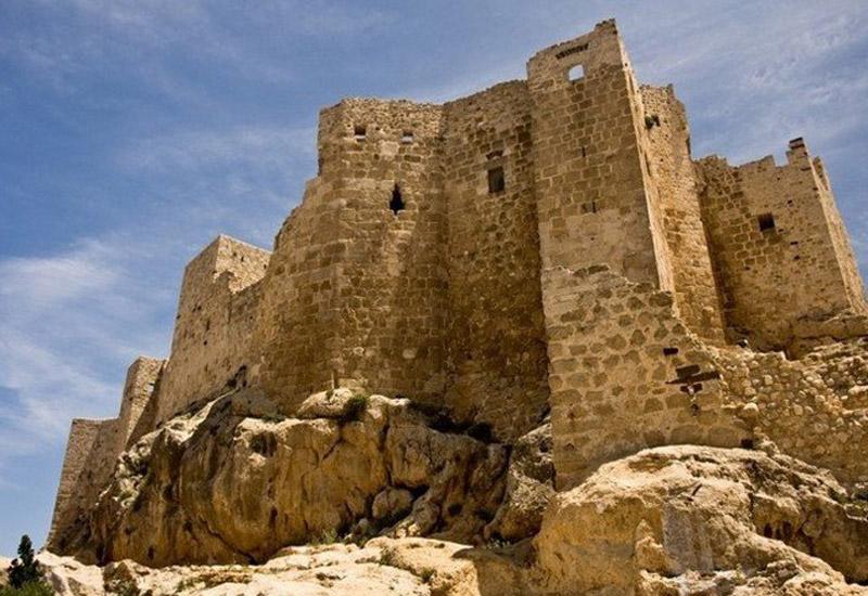 Крепость ассасинов Аламут