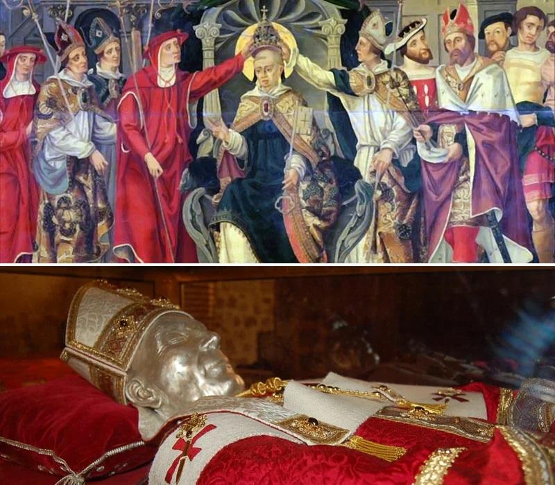 Папа Целестин V