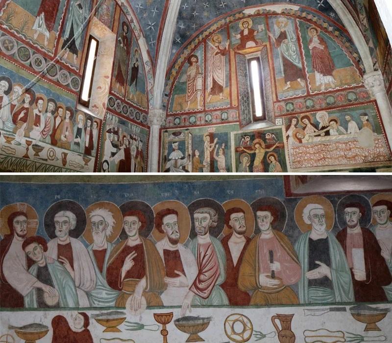 Санта Мария ад Криптас