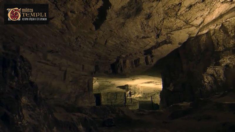 Пещера Седекия в Иерусалиме