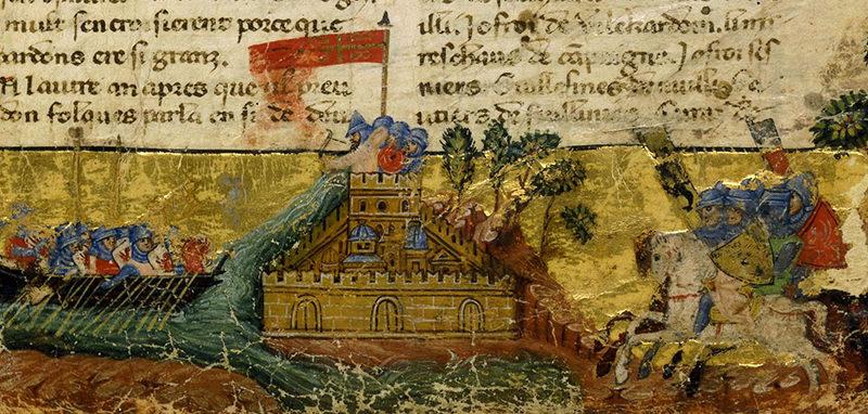 Константинополь 1204. Тайная миссия тамплиеров