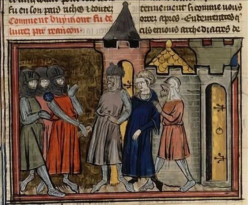 Средневековые манускрипты