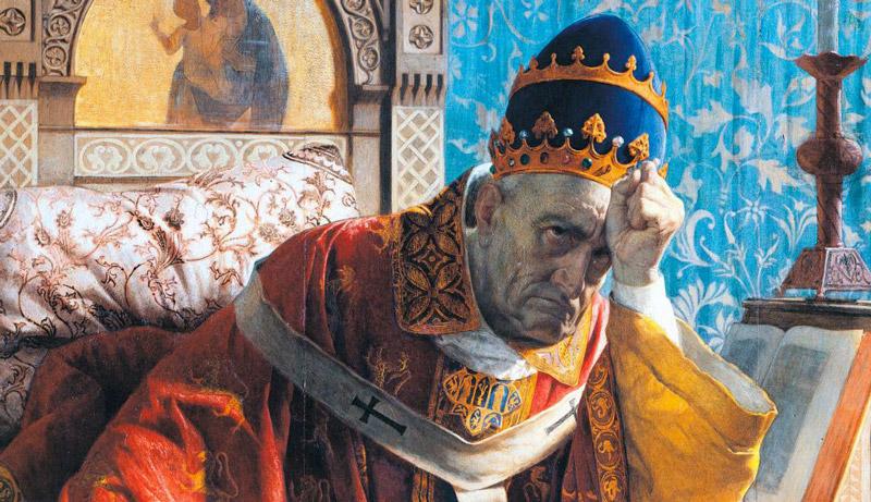 Папа Бонифаций VIII