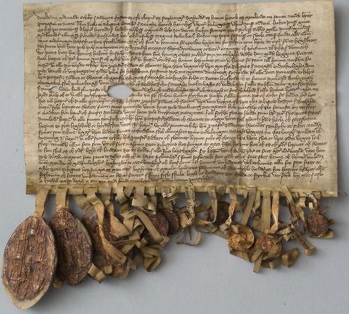 Письмо св.Бернара Андре де Монбару