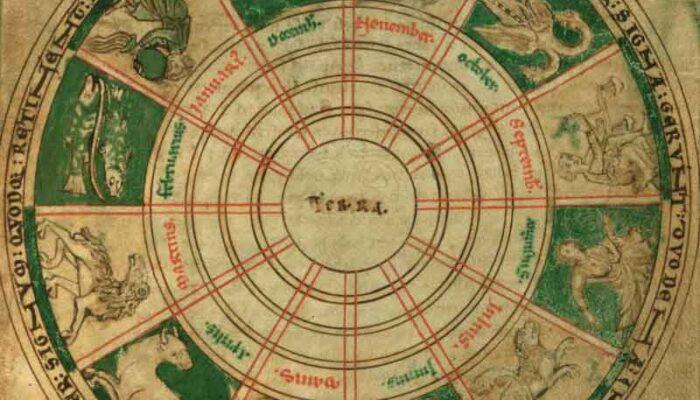 Чему учили монахов в XII веке