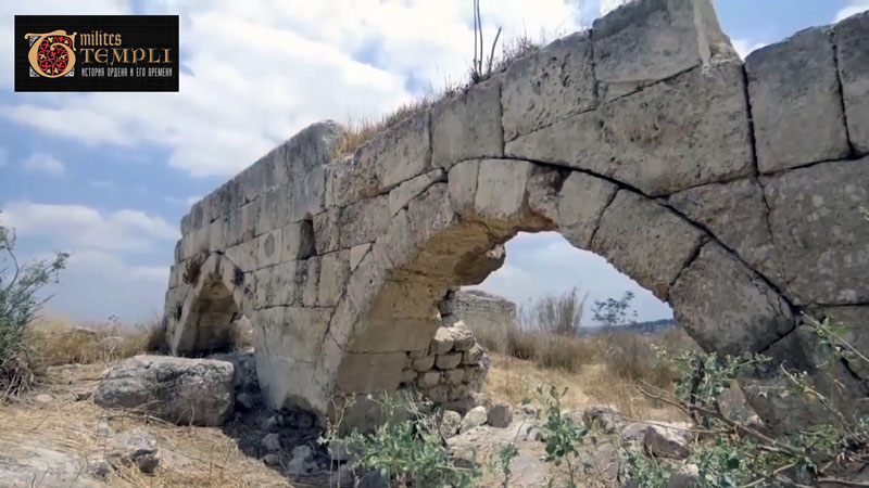 крепость тамплиеров Латрун