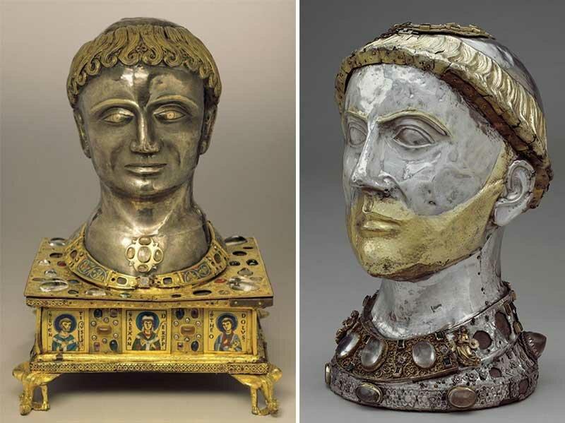 Средневековые реликварии