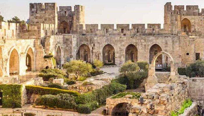 дворец короля Иерусалима