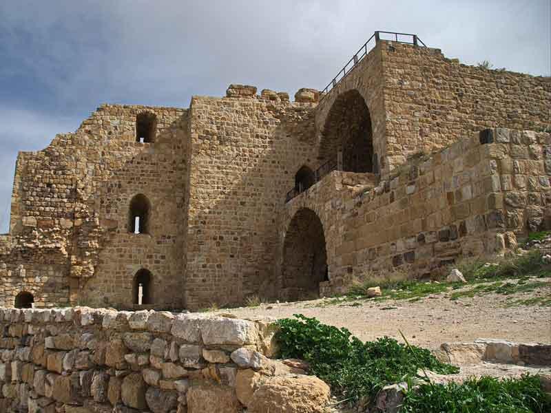 Крепости тамплиеров