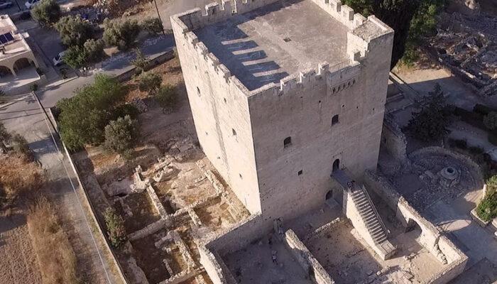 Владения тамплиеров и других орденов на Кипре: 1191-1313