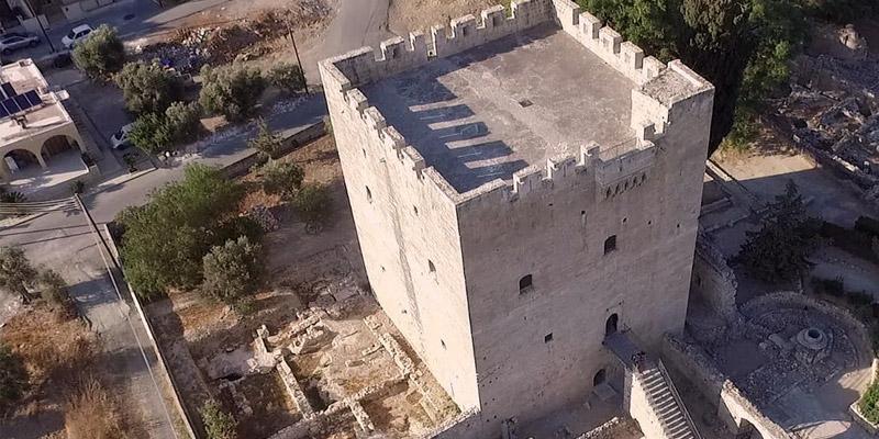 Владения тамплиеров на Кипре