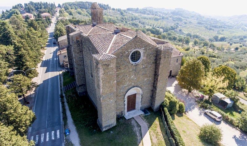 Церковь тамплиеров Сан-Бевиньате