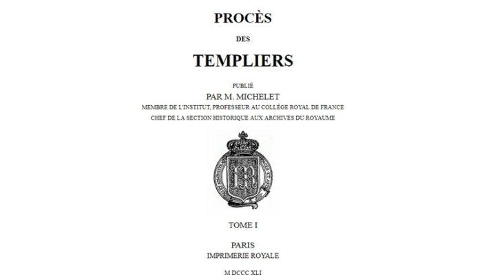 Список тамплиеров Иль-де-Франс, подвергнутых судебному разбирательству