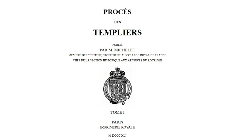 Список тамплиеров Нормандии, подвергнутых судебному разбирательству